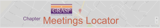 Grief Recovery Meetings Locator